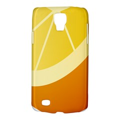 Orange Lime Yellow Fruit Fress Galaxy S4 Active by Alisyart