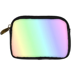 Multi Color Pastel Background Digital Camera Cases by Simbadda