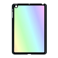Multi Color Pastel Background Apple Ipad Mini Case (black) by Simbadda