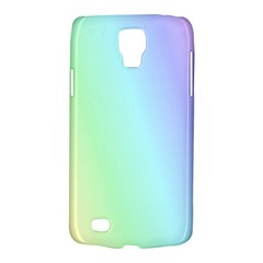 Multi Color Pastel Background Galaxy S4 Active by Simbadda
