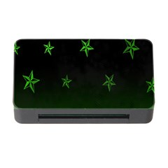 Nautical Star Green Space Light Memory Card Reader With Cf by Alisyart