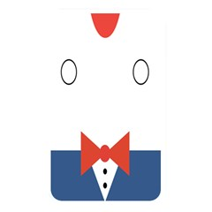 Peppermint Butler Wallpaper Face Memory Card Reader by Alisyart