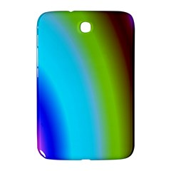 Multi Color Stones Wall Multi Radiant Samsung Galaxy Note 8 0 N5100 Hardshell Case  by Simbadda