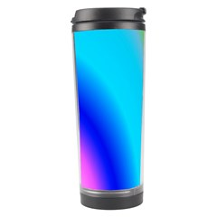 Multi Color Stones Wall Multi Radiant Travel Tumbler by Simbadda