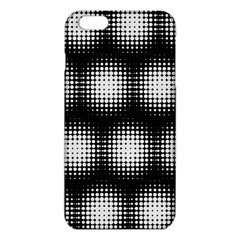 Black And White Modern Wallpaper Iphone 6 Plus/6s Plus Tpu Case by Simbadda