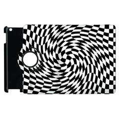 Whirl Apple Ipad 2 Flip 360 Case by Simbadda