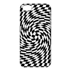 Whirl Apple Iphone 5c Hardshell Case by Simbadda