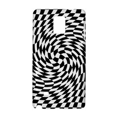 Whirl Samsung Galaxy Note 4 Hardshell Case by Simbadda