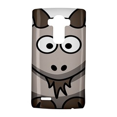 Goat Sheep Animals Baby Head Small Kid Girl Faces Face Lg G4 Hardshell Case by Alisyart