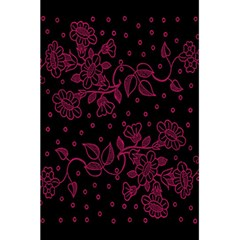 Floral Pattern Background 5 5  X 8 5  Notebooks by Simbadda