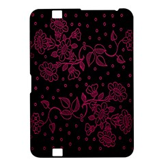 Floral Pattern Background Kindle Fire Hd 8 9  by Simbadda