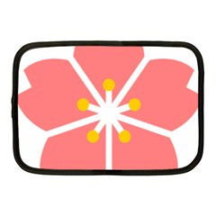 Sakura Heart Guild Flower Floral Netbook Case (medium)  by Alisyart