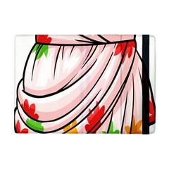Petal Pattern Dress Flower Apple Ipad Mini Flip Case by Alisyart