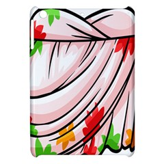 Petal Pattern Dress Flower Apple Ipad Mini Hardshell Case by Alisyart