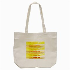 Yellow Curves Background Tote Bag (cream) by Simbadda