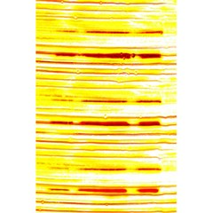 Yellow Curves Background 5 5  X 8 5  Notebooks by Simbadda