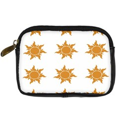 Sun Cupcake Toppers Sunlight Digital Camera Cases by Alisyart
