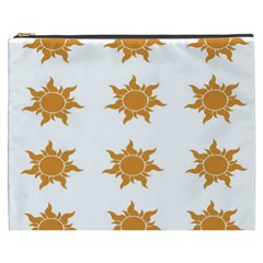 Sun Cupcake Toppers Sunlight Cosmetic Bag (xxxl)