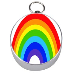 Rainbow Silver Compasses by Alisyart