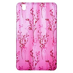 Pink Curtains Background Samsung Galaxy Tab Pro 8 4 Hardshell Case