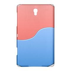 Taekwondo Sign Red Blue Samsung Galaxy Tab S (8 4 ) Hardshell Case  by Alisyart