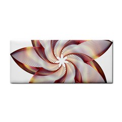 Prismatic Flower Line Gold Star Floral Cosmetic Storage Cases by Alisyart
