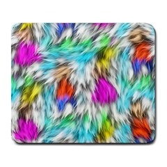 Fur Fabric Large Mousepads by Simbadda