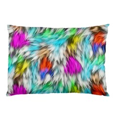 Fur Fabric Pillow Case (two Sides) by Simbadda