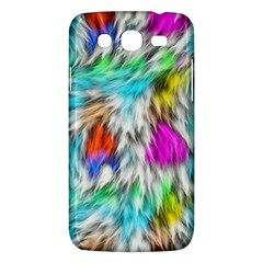 Fur Fabric Samsung Galaxy Mega 5 8 I9152 Hardshell Case  by Simbadda