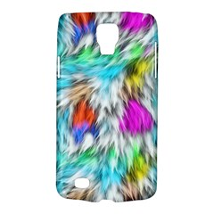 Fur Fabric Galaxy S4 Active by Simbadda