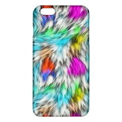 Fur Fabric Iphone 6 Plus/6s Plus Tpu Case by Simbadda
