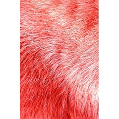 Pink Fur Background 5 5  X 8 5  Notebooks by Simbadda