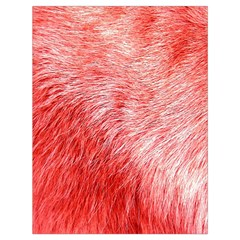Pink Fur Background Drawstring Bag (large) by Simbadda