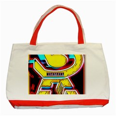 Resident Ange Classic Tote Bag (red) by MRTACPANS