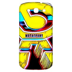 Resident Ange Samsung Galaxy S3 S Iii Classic Hardshell Back Case by MRTACPANS