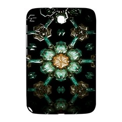 Kaleidoscope With Bits Of Colorful Translucent Glass In A Cylinder Filled With Mirrors Samsung Galaxy Note 8 0 N5100 Hardshell Case  by Simbadda