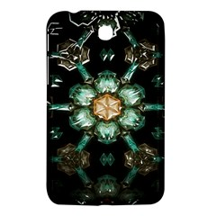 Kaleidoscope With Bits Of Colorful Translucent Glass In A Cylinder Filled With Mirrors Samsung Galaxy Tab 3 (7 ) P3200 Hardshell Case  by Simbadda