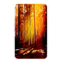 Artistic Effect Fractal Forest Background Memory Card Reader by Simbadda