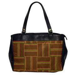 Pattern Office Handbags by Valentinaart
