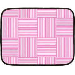 Pattern Double Sided Fleece Blanket (mini)  by Valentinaart