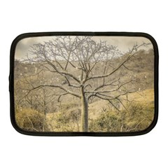 Ceiba Tree At Dry Forest Guayas District   Ecuador Netbook Case (medium)  by dflcprints