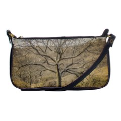 Ceiba Tree At Dry Forest Guayas District   Ecuador Shoulder Clutch Bags by dflcprints