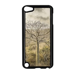Ceiba Tree At Dry Forest Guayas District   Ecuador Apple Ipod Touch 5 Case (black) by dflcprints