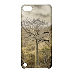 Ceiba Tree At Dry Forest Guayas District   Ecuador Apple Ipod Touch 5 Hardshell Case With Stand by dflcprints