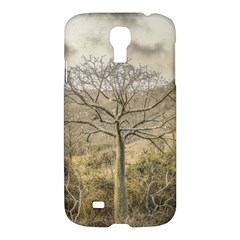 Ceiba Tree At Dry Forest Guayas District   Ecuador Samsung Galaxy S4 I9500/i9505 Hardshell Case by dflcprints
