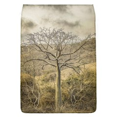 Ceiba Tree At Dry Forest Guayas District   Ecuador Flap Covers (l)  by dflcprints