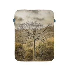 Ceiba Tree At Dry Forest Guayas District   Ecuador Apple Ipad 2/3/4 Protective Soft Cases by dflcprints
