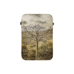 Ceiba Tree At Dry Forest Guayas District   Ecuador Apple Ipad Mini Protective Soft Cases by dflcprints