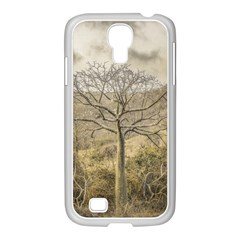 Ceiba Tree At Dry Forest Guayas District   Ecuador Samsung Galaxy S4 I9500/ I9505 Case (white) by dflcprints
