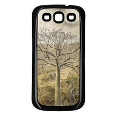 Ceiba Tree At Dry Forest Guayas District   Ecuador Samsung Galaxy S3 Back Case (black) by dflcprints